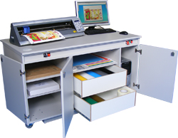Knife Cutting Workstation