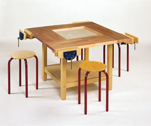 Lervad Well Top Workbench