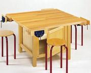 Optional Underbench Shelf/Cupboards
