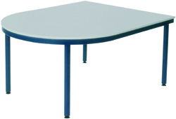 Round Ended Table