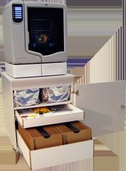 uPrint 3D Printer Wheeled Stand/Cupboard