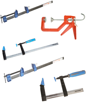 Selection of Clamps