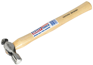 Ball Pein Hammer with Hickory Shaft