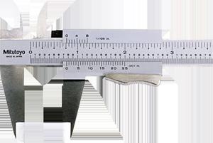 """Mitutoyo 150mm (6"""") Vernier Caliper"""