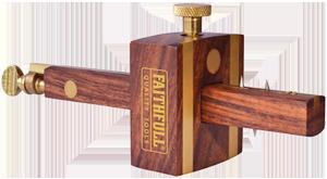Faithfull Combination Gauge - Screw Adjustment