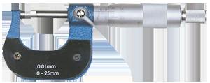 0-25mm Outside Micrometer