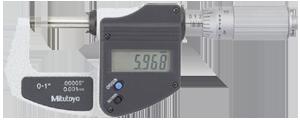 Mitutoyo 0-25mm Digimatic Micrometer