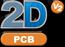 TechSoft 2D PCB Logo