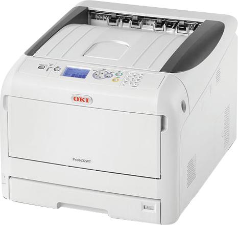 A3 TMT ProC8432WT White Printer