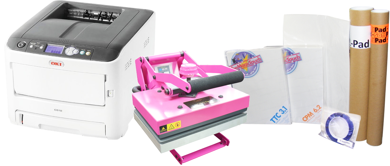 Laser Image Transfer A4 Pack