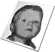 Photo Engraving Sample