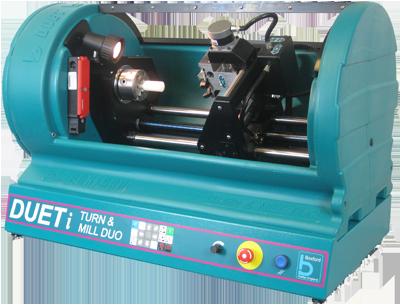 Boxford DUETi Combined CNC Lathe & Mill