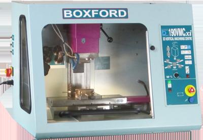 Boxford 190VMCxi CNC Milling Machine