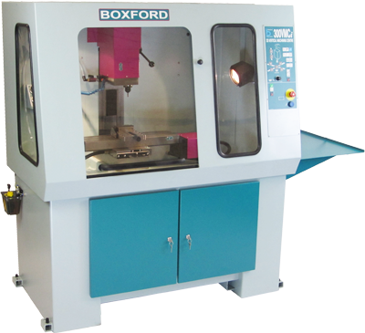 Boxford 300VMCi CNC Milling Machine