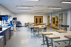 Brine Leas 6th Form Centre