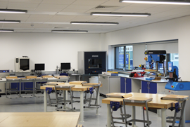 New Build Classroom