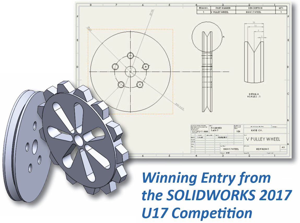 TechSoft SOLIDWORKS - UK Schools Competition 2017 - TechSoft News