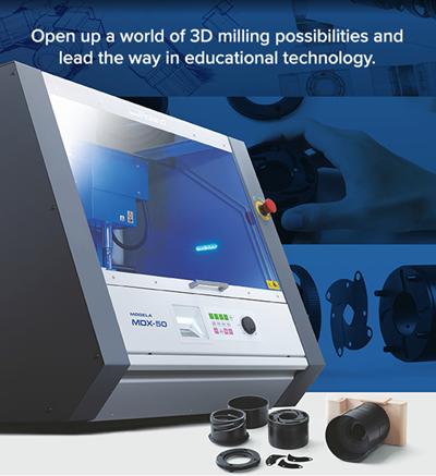 Roland Modela CNC Mills - TechSoft News