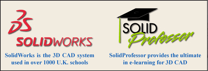 SolidWorks & SolidProfessor Logos