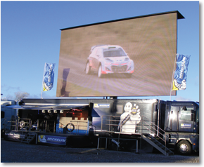 Rally Screen