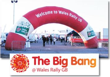 Big Bang STEM Event - TechSoft Attend Wales Rally GB - TechSoft News