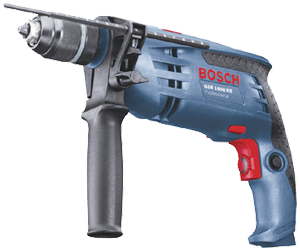 Bosch GSB 13 RE 240v Percussion drill - 13mm keyless chuck