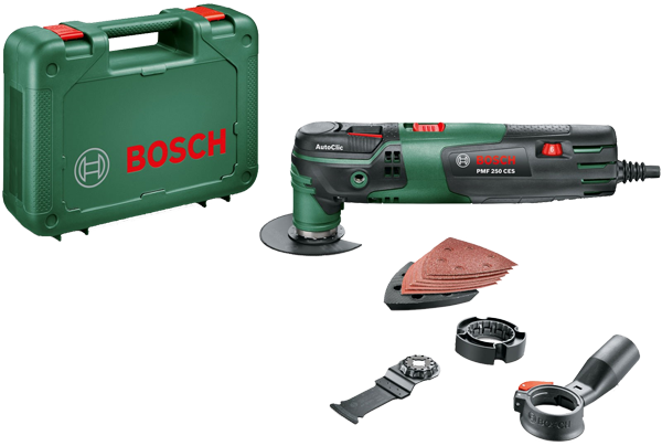 Bosch PMF 250 CES Multi Functional Tool, 240V