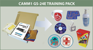 CAMM 1 GS-24E Training Pack