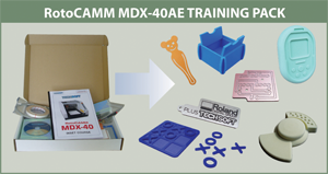 MDX-40AE Training Pack