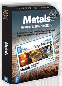Metals Manufacturing Processes