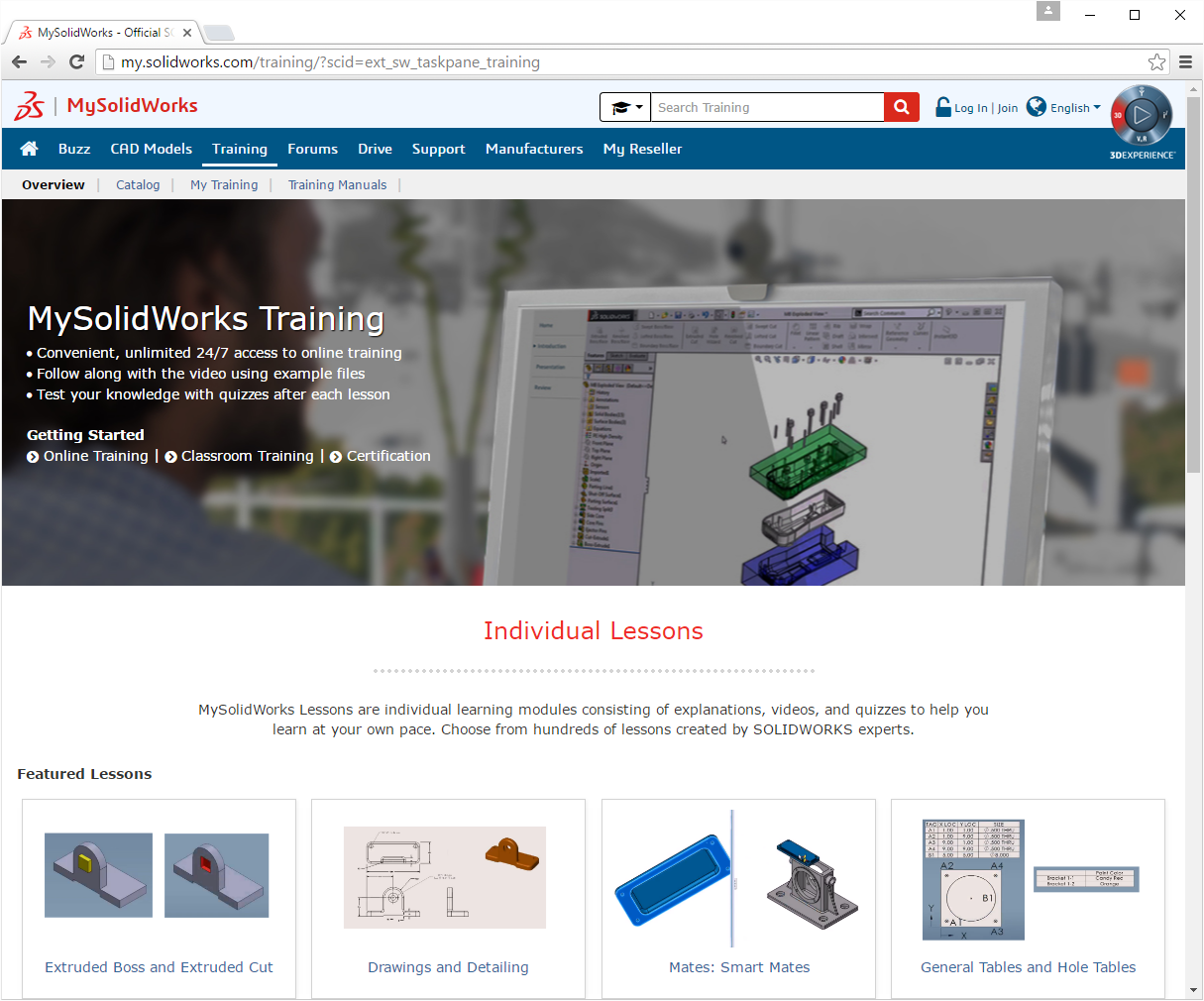 MySolidWorks Curriculum Resources