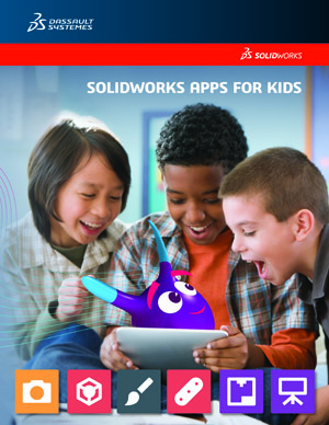 SOLIDWORKS Apps for Kids for Primary Schools