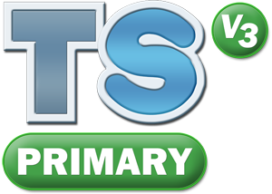 TechSoft Primary V3 Logo (Formerly 2D Primary V2)