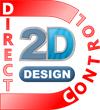 Direct 2D Design Control
