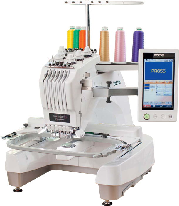 Brother MultiNeedle Embroidery Machines