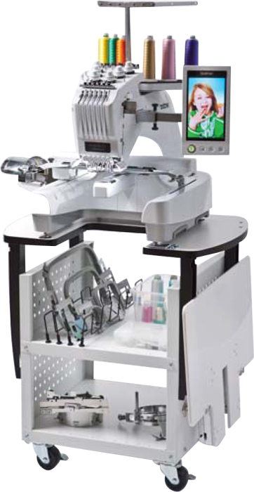 Brother Multi Needle Embroidery Machines