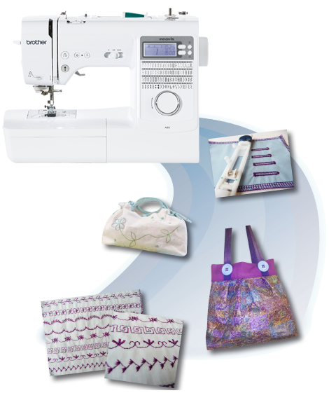 Multi-Functional Computerised Sewing Machines