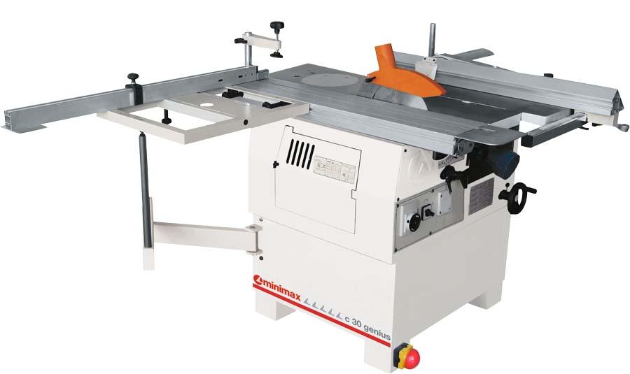 TechSoft Minimax C30E Combination Machines