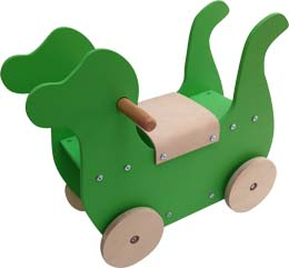 Sit and Ride Toy