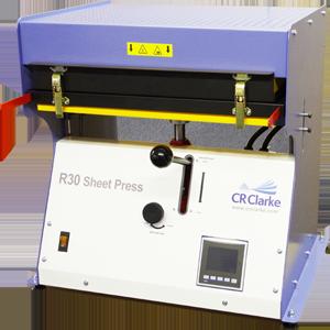 Clarke R30 Sheet Press
