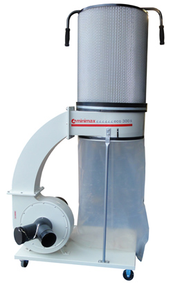 MM-EXTRACTION70 Minimax Dust Extraction System
