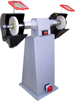 RJH Chamois Polisher with Pedestal