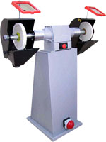 Polisher with Pedestal